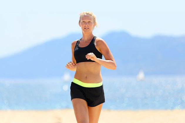 Sport gegen Cellulite