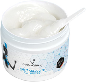 nationofstrong Fight Cellulite Anti-Cellulite Gel