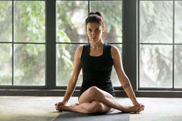 Yoga gegen Cellulite