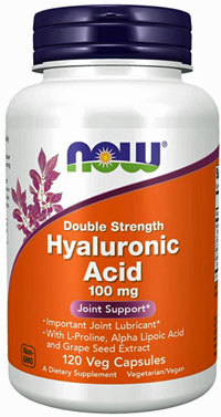 now Hyaluronic Acid Double-Strength