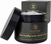 Satin Naturel Bio Hyaluronsäure Anti-Aging Feuchtigkeitscreme